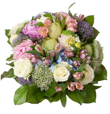 Marriage bouquet  photo