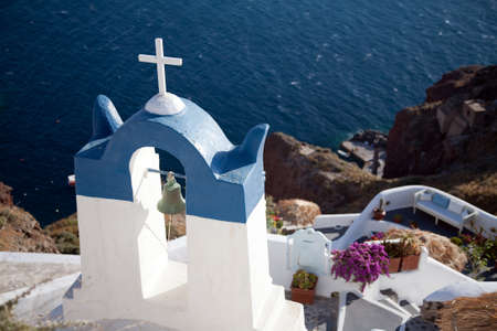 Greece chapel