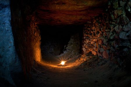 cueva: Vela