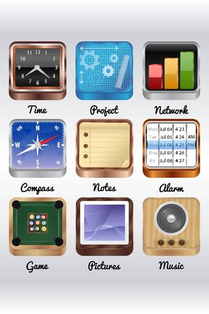 Another Mobile icons