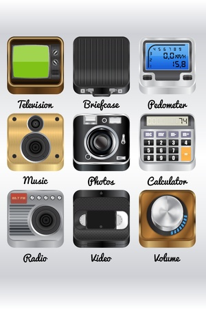 Icons for your computer or mobile device