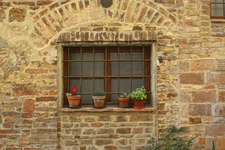 Tuscan Window photo
