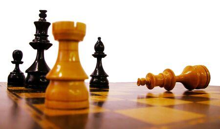 Chess spel