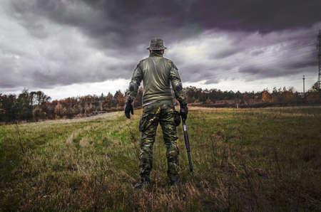 Apocalypse war scene Reklamní fotografie