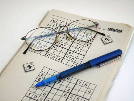 Glasses and a game