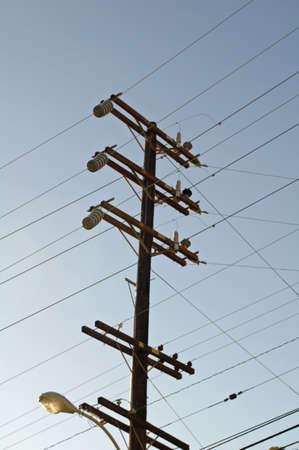 Elektrische Pole