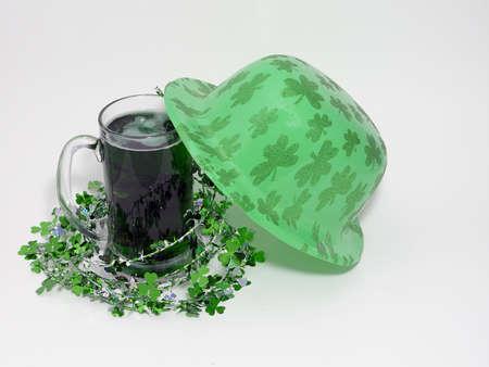 St. Patricks Day Cheer Stock Photo - 2557339