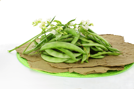 dolichos lablab: valor papdi beans and plant part