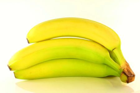 banana in white background