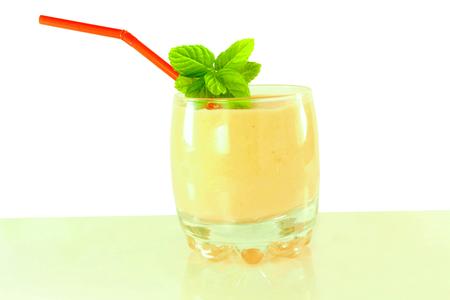 banaan papaya milkshake