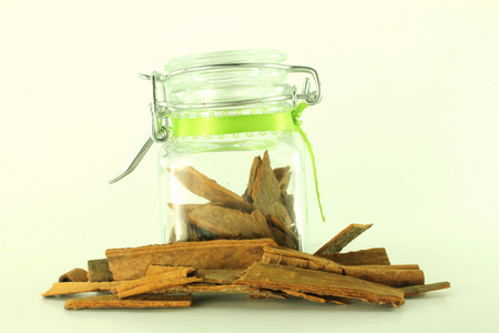 cinnamon bark photo