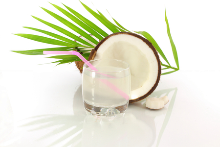 coconut water Stock Photo - 23839541