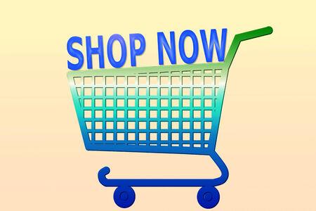 multi colour: m�ltiples compras de color de compras con tienda ahora la palabra