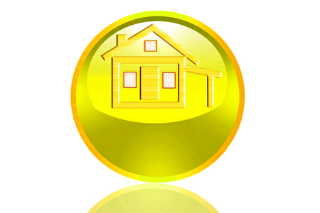 home related:  home icon design for home related business