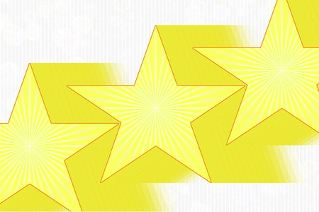 d: 3 d star design