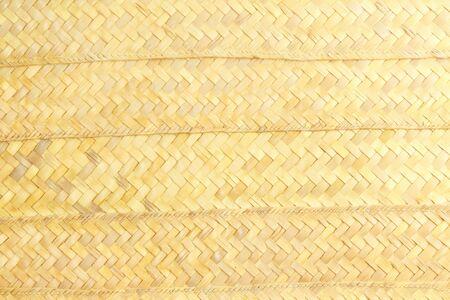 bamboo mat: beautiful bamboo mat texture design background Stock Photo