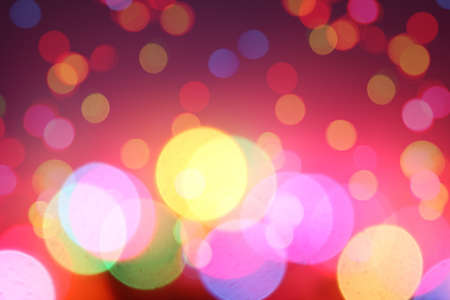 de focused: Colorful Abstract De focused circles lights  texture design background Stock Photo