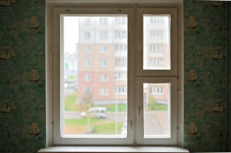 window apartment no people