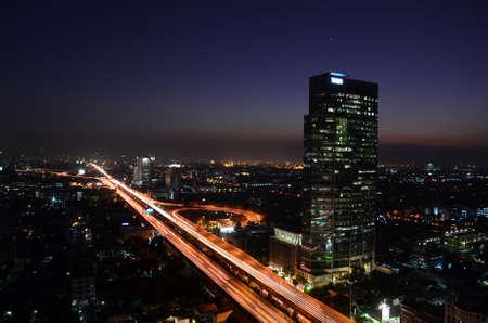 Veins of Bangkok (Night)