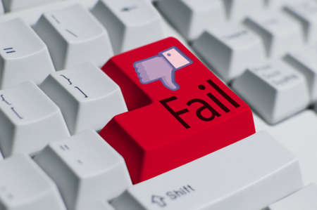 You fail! (final) Stock Photo - 11944729