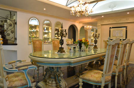Grand Dinning Room (normal) Stock Photo - 11978079
