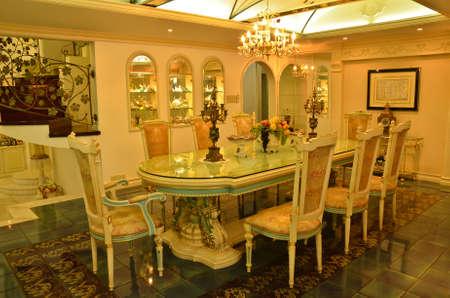 Grand Dinning Room (far angle) photo