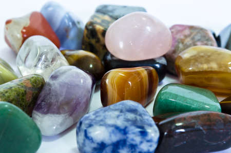 Colorful Stones photo