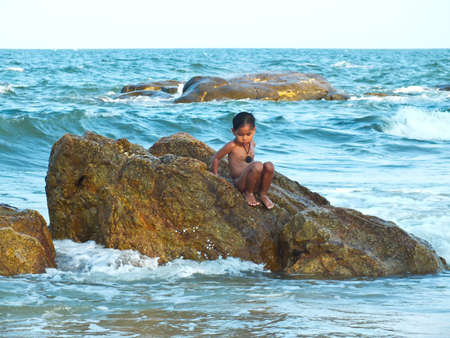 When a great flood hit Bangkok, the capital city of Thailand, people from many province evacuate to other parts of the country. One of the most popular place is the seaside province called Hua Hin (mean the