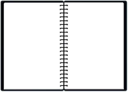 2d wallpaper: Usable notepad