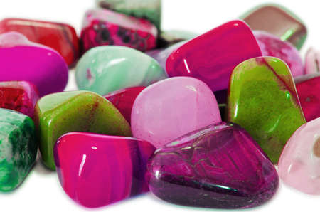 Colorful Stones  Macro  photo