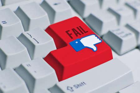 You fail   final Stock Photo - 13396609