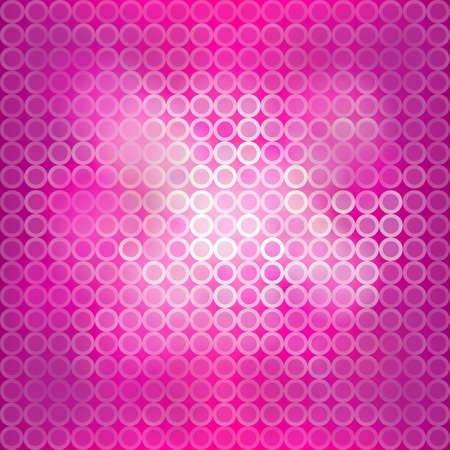 Pink blinking light background, create by vector photo