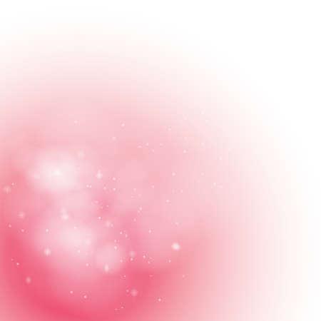 creare: Morbido Sfondo rosa Misty, creare un vettore
