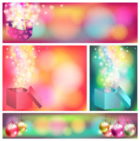 Colorful celebration and sales ornament banner background, create by vector Vector