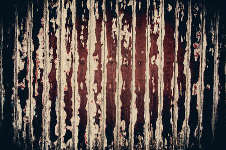 Rusty scratch wooden texture in horrifying grunge concept background photo