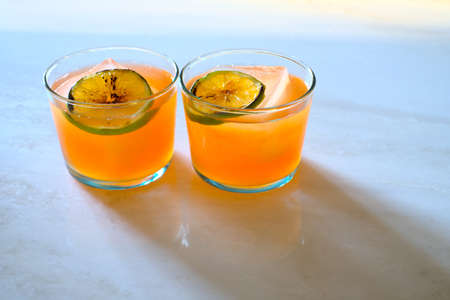 El Chipilo Cocktail - a perfect blend of Mexican and Italian