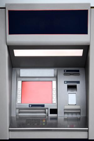ATM machine Stock Photo