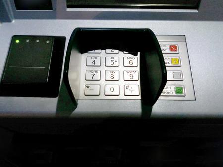 ATM - Automated teller cash machine