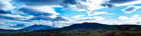 basilicata: basilicata landscape