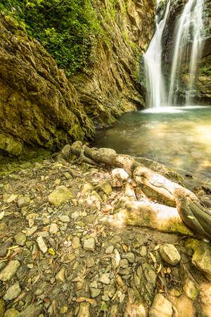 San fele waterfalls photo
