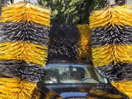 car washing machine photo