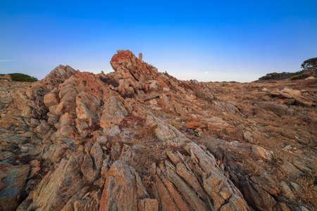 scalar: red granite