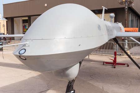 bombardment: drone