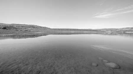 stillness: quiet Stock Photo
