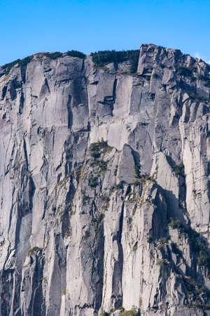 free climbing: dolomites wall free climbing