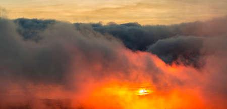 suggestive: suggestive sunrise Stock Photo