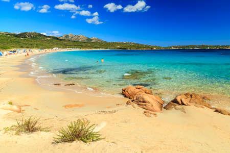 unforgettable: sardinia dream beach Stock Photo