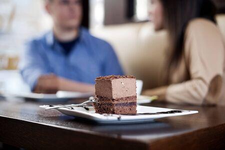 Chocolate snack photo