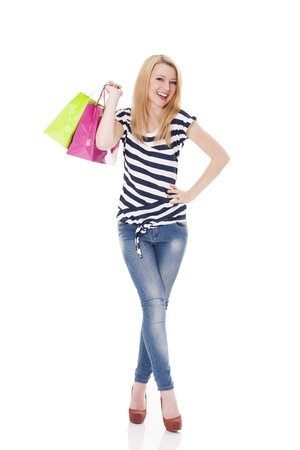 Shopping time Stock Photo - 18190704