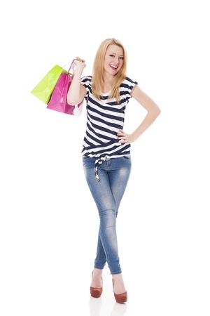 Shopping time Stock Photo - 18190704